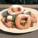 Кулинарные рецепты — Пончики по-быстрому
