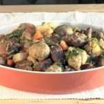 Кулинарные рецепты — Ирландское рагу с клецками